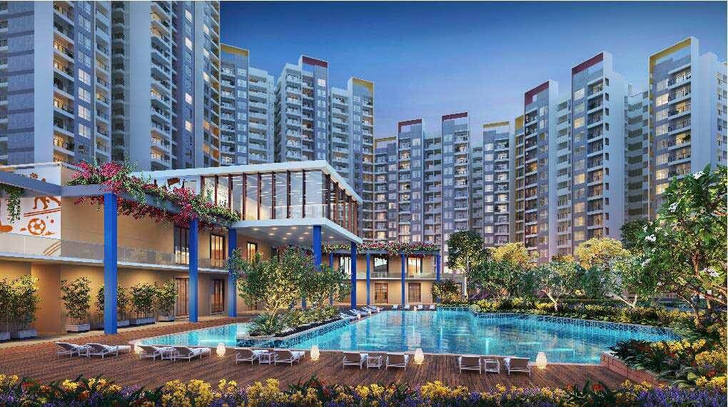 3bhk  Apartments in Shapoorji Pallonji Joyville