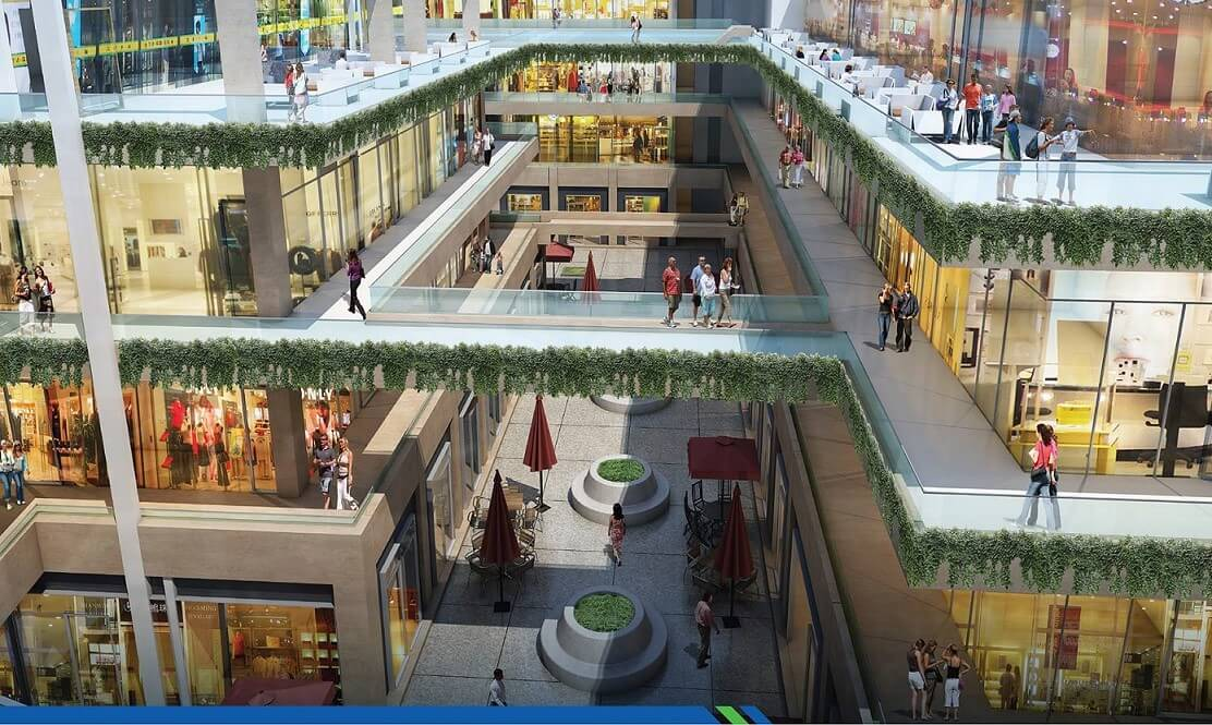 Hypermarket at aipl joy central Gurgaon