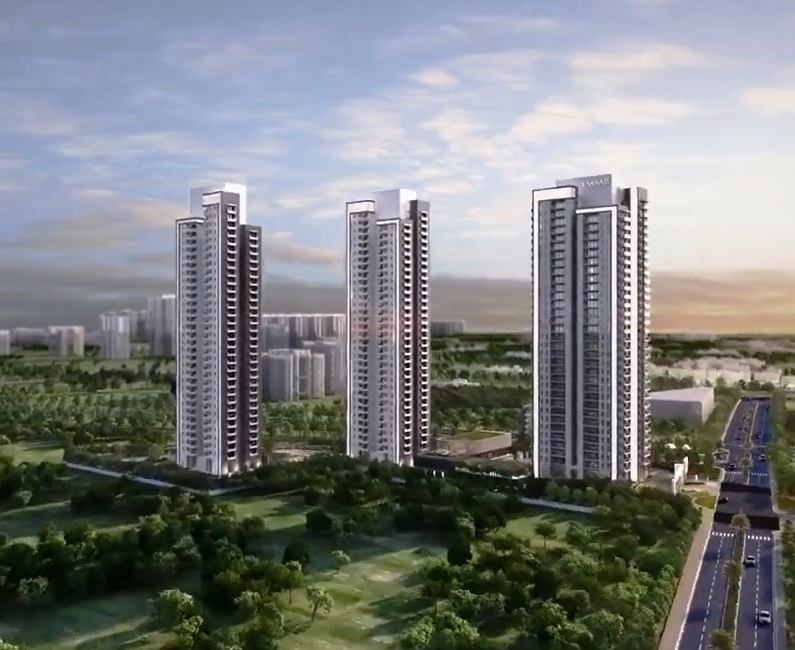 Ultra Luxury 2 3 Bhk Alexa Enable Smart Homes