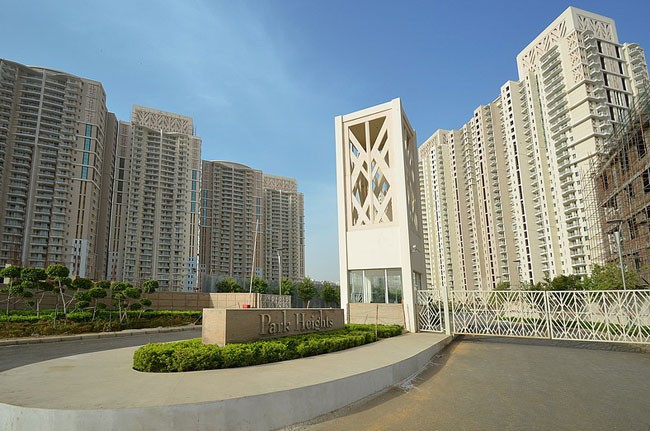 Dlf Park Place Furnished Apartment in Rent in Gurgaon