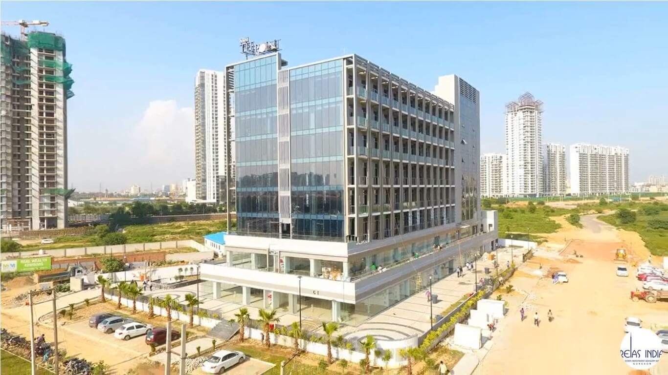 Commercial Office Space for sale in M3M Tee Point Gurgaon