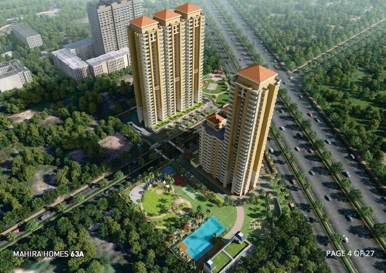 Mahira Homes 63A Gurgaon
