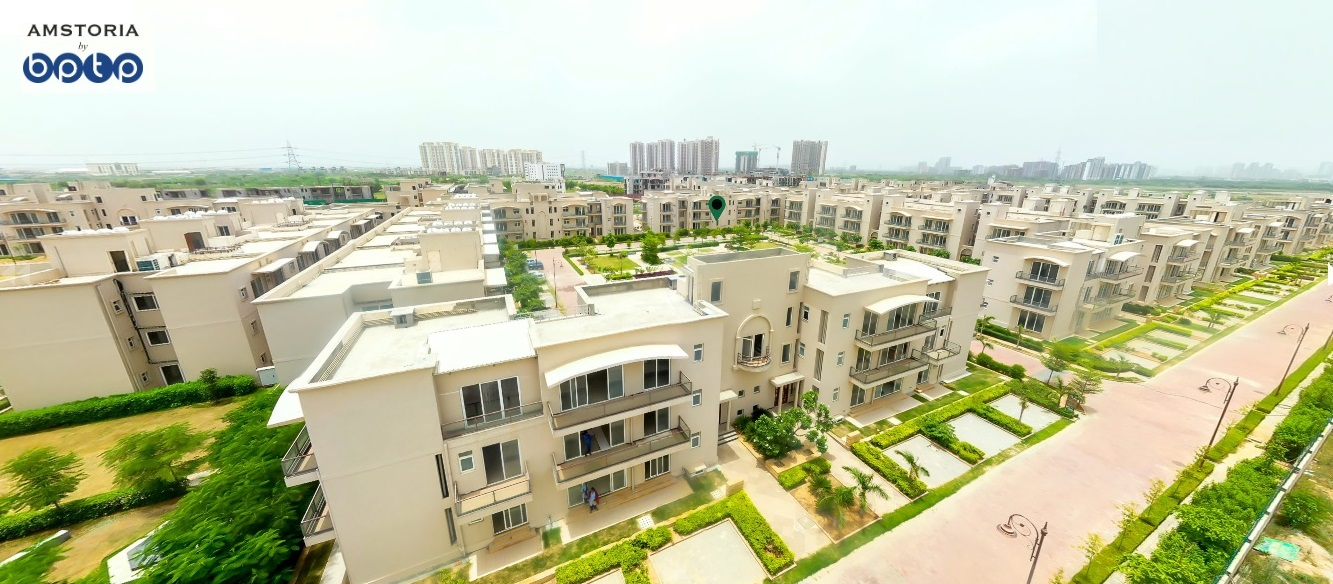 BPTP Amstoria New Plots Launch