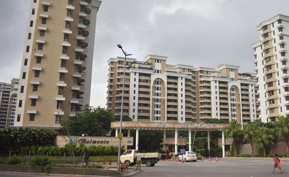 4 BHK Residential Apartment for rent in Vipul Belmonte Gurgaon