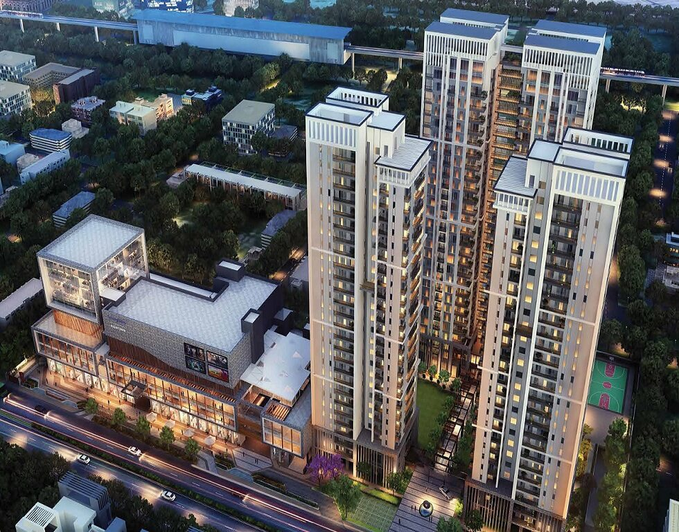 Silverglades High town Residences