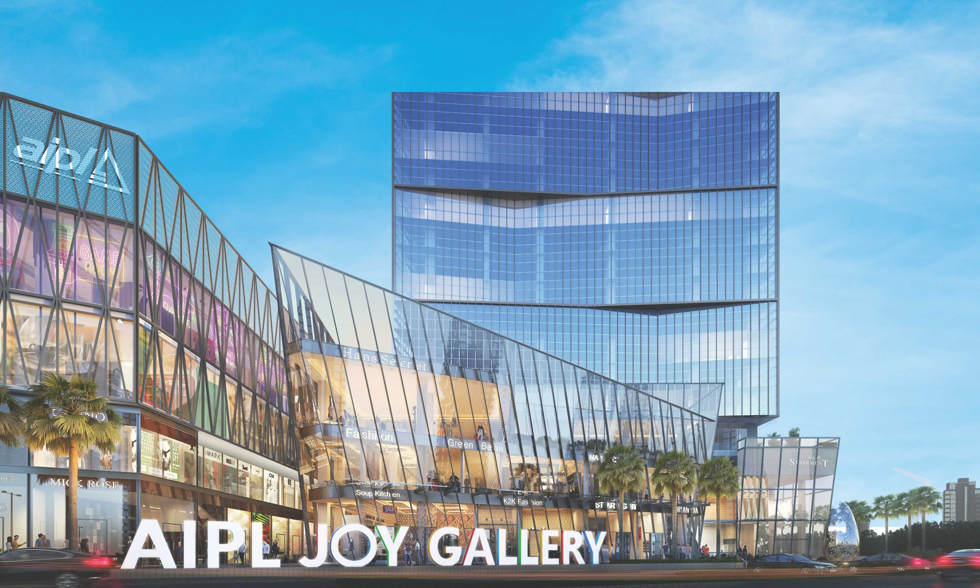 AIPL Joy Gallery Gurgaon Sector 66 Gurgaon