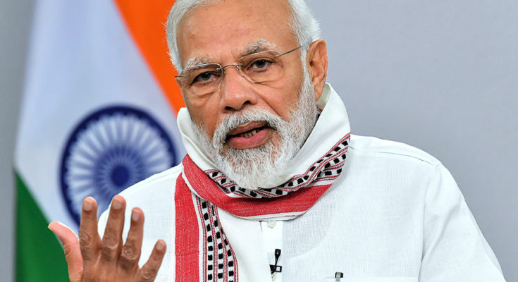 PM Modi offers revival plan for economy