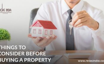 Things To Consider Before Buying A Property