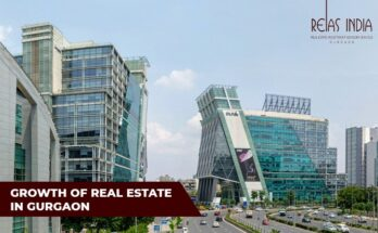 Growth of Real Estate in Gurgaon